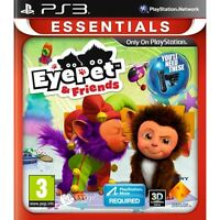 Playstation Move EyePet & Friends Game (Essentials) PS3 Brand New