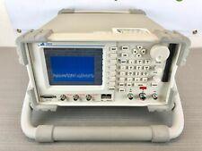 Ifr Aeroflex 2975 P25 Rf Wireless Radio Test Set Service Monitor Calibrated