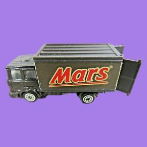 Corgi-Auto-City-COE-Mattel-1993-Mars-Candy-Bars-Delivery-Truck-Serial-93176