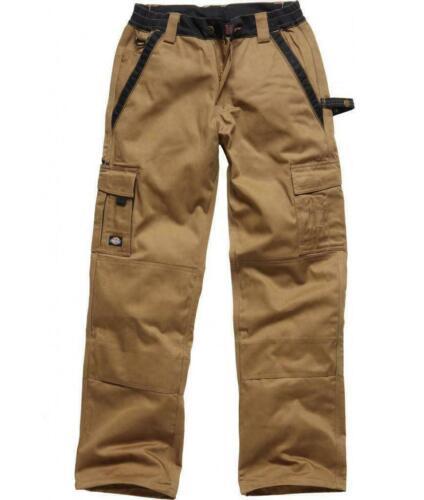 Dickies IN30030 Industrie 300 Deux Tons Hommes Travail Pantalon Pantalon Cargo clearance