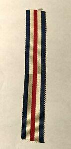Coupe de ruban de la British France & Germany Star miniature