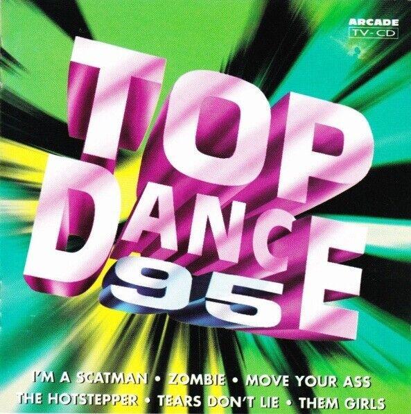 Diverse Kunstnere: Top Dance 95, andet