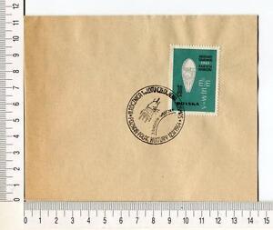 21453-POLAND12-4-1964-Cover-Spc-Postmark-034-Gagarin
