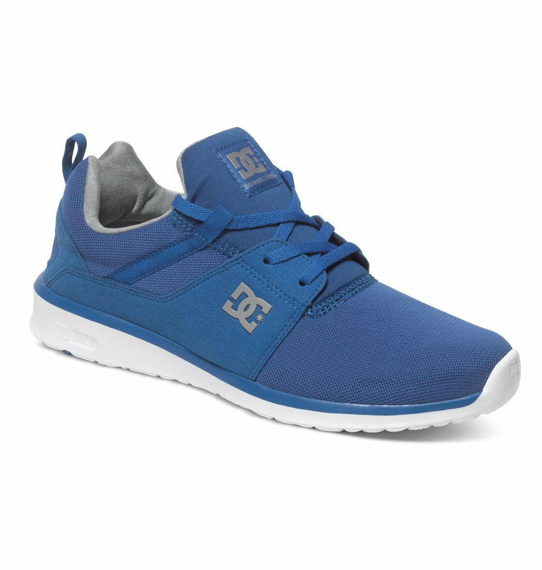 Neu DC Shoes Heathrow Unisex Sneakers Turnschuhe Laufschuhe blue grey