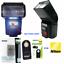 DEDICATED-LED-FLASH-LED-LIGHT-REMOTE-EN-EL14-BATTERY-FOR-NIKON-D3500-DSLR thumbnail 1