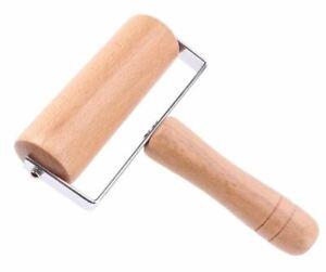 MINI RULLO MATTARELLO DA CUCINA IN LEGNO 120 mm CON MANICO | eBay