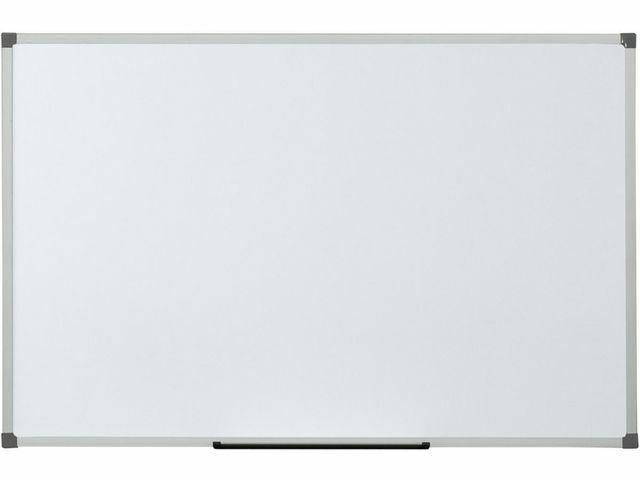 Bi-Office Scala Weißboard Enamel, Aluminium Frame, 1200 x 900 mm + 24h del