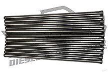 "89-98 Dodge 5.9L 12V DAP Heavy Duty Pushrods 4340 Chromoly 3//8/"" .095 Wall"