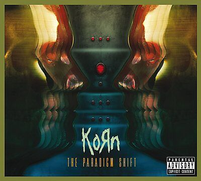 KORN CD - THE PARADIGM SHIFT [EXPLICIT](2013) - NEW UNOPENED - ROCK