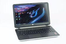 Notebook HP Pavilion 15,6 Zoll Quad Core 8GB Ram Full HD FHD Windows 8 LAPTOP PC