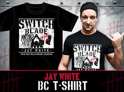 NJPW BULLET CLUB ERA Jay White Fashion T-shirt sports BC king cool from japan