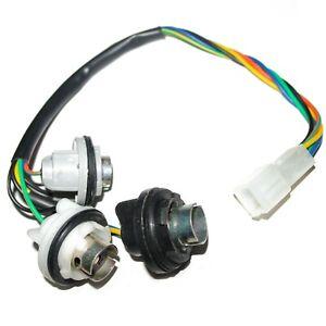 Suzuki-Carry-Van-GA413-ampoule-de-frein-arriere-Feu-arriere-Kit-Prise-de-support