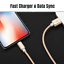 miniature 10 - 3Pack 10Ft USB Fast Charger Cable For Apple iPhone 12 11 8 7 6 XR Charging Cord