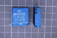 Relais Nr434 Hengstler H-048-1004 24 V  1 Wechsler 8A 250V
