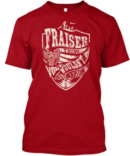 Its a fraiser chose Standard Unisexe T-Shirt