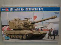 Hobbyboss 1/35 Gct 155mm Au-f1 Sph Based On T-72