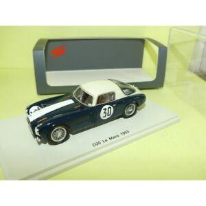 Agressif Lancia D20 N°30 Le Mans 1953 Spark S4721 1:43 Ni Trop Dur Ni Trop Mou