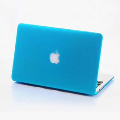 Logo Cutout Shell Matte Skin For Macbook Air 11 13 Por 13 15 Retina Case Cover