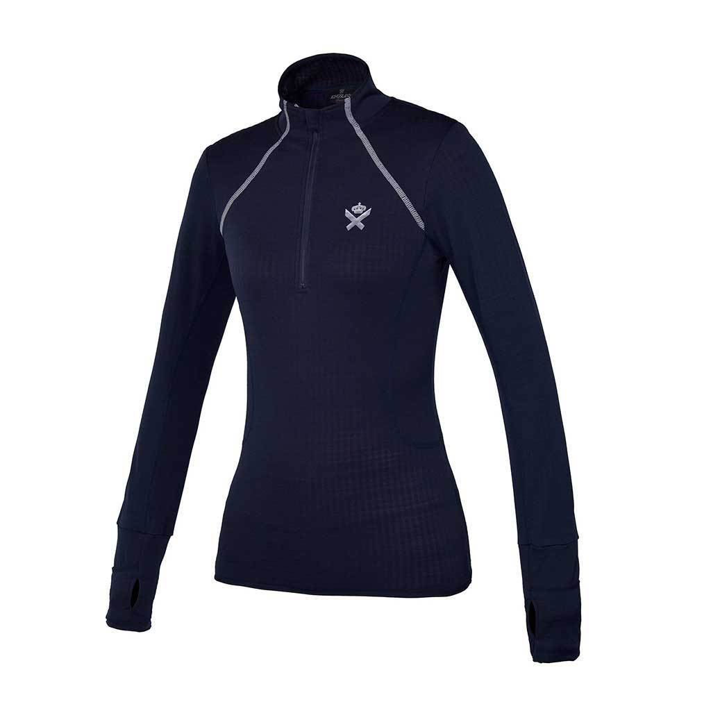 Kingsland Corcovado Training Shirt Ladies bl navy bl AW 18 19