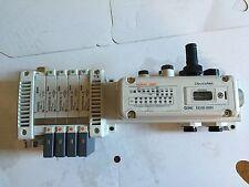 NEW SMC US2984-40,EX230-SDN1,EX230-CB2,VQC2201N-5 PNEUMATIC MANIFOLD VALVE,BOXZM