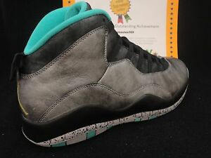 big sale 98bba 6249c Image is loading Nike-Air-Jordan-10-Retro-30TH-Lady-Liberty-