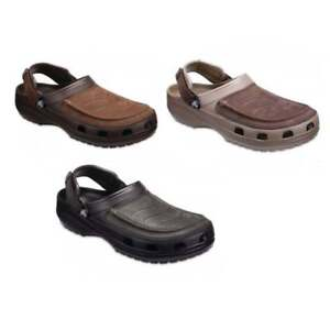 631dc29627a8 Image is loading Crocs-Yukon-Vista-Mens-Clogs-in-Various-Colours-