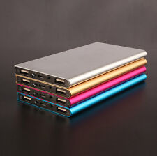 Portable Charger, Power Bank. 2 exits usb, LED light. iPhone and Android