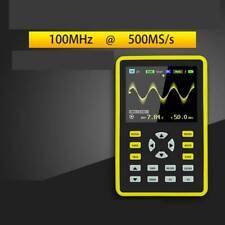 500mss 5012h Lcd Display Handheld Digital Oscilloscope Ips Dso 24 100mhz