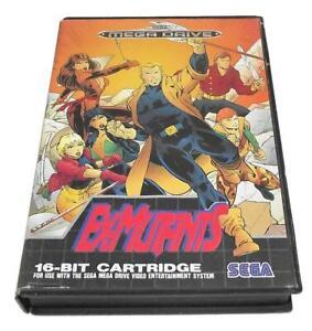 Ex-Mutants-Sega-Mega-Drive-PAL-No-Manual
