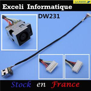 nagelneu-DC-Netzteil-Klinkenbuchse-mit-Strang-fuer-hp-G62-CQ62-Einnahme-24cm