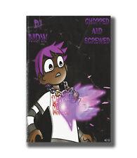 W843 Lil Uzi Vert Playboi Carti Hip Hop Rap Music Star Tour Poster Art HD Print