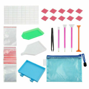 70x-Multi-5D-Diamond-Painting-Tool-Embroidery-Kit-Art-Painting-Accessories-NEW