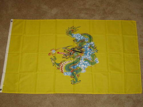 3X5 CHINESE DRAGON FLAG CHINA SIGN ASIA NEW BANNER F116