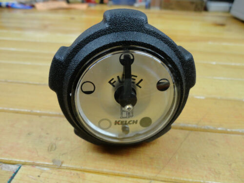 WHEELHORSE GAS CAP WITH GAUGE 7 INCH KELCHS NEWEST STYLE GAS CAP FITS MANY MORE!