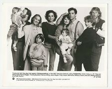 THIRTY SOMETHING 1988 CAST PRESS PHOTO TV SHOW * PETER HORTON * TIMOTHY BUSFIELD