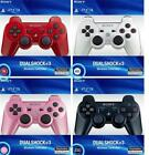 PS3 PLAYSTATION 3  SONY DUALSHOCK 3 WIRELESS BLUETOOTH SIXAXIS  CONTROLLER +USB