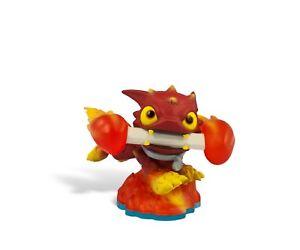 Skylanders Swap Force Rare Fire Bone Hot Figure de caractère universel