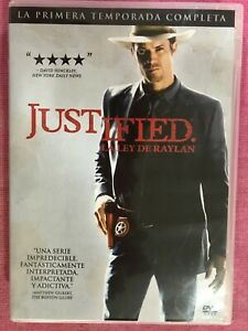 JUSTIFIED-PRIMERA-1-TEMPORADA-COMPLETA-SERIE-TV-3-x-DVD-TIMOTHY-OLYPHANT-AM