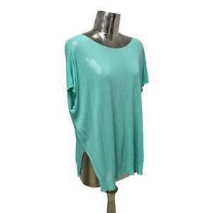 Pomodoro Top Kimono Oversize Sleeveless UK L 16 (EU44) NEW Women's RRP £60