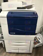 Xerox Color 560 Laser Production Printer Copier Scanner Fiery 65ppm 550 570