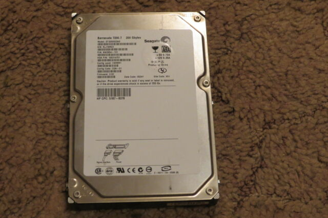 "Seagate Barracuda 7200.7 200 GB,Internal,7200 RPM,3.5"" (ST3200822AS) HDD"