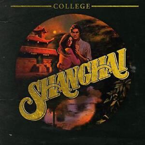 COLLEGE-Shanghai-2017-15-track-CD-album-NEW-SEALED