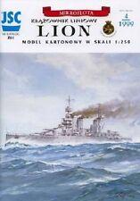 "JSC 261 - Linienschiff   ""Lion""   1:250   Ausgabe 1999"