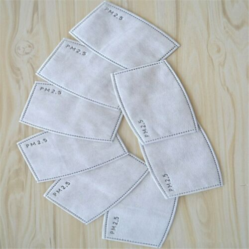 10 PCS Filter Paper Anti Dust Carbon pm2.5 Filters FREE Shipping