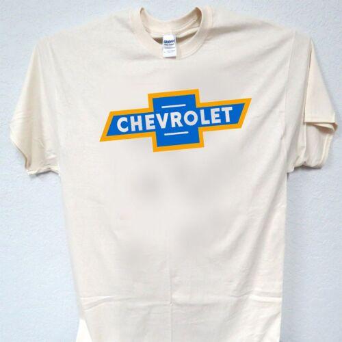 """Chevrolet /""""années 40 vintage Logo/"""" cool rétro S-5X T-shirt Chevy T-119 Ivy L @ @ K"""