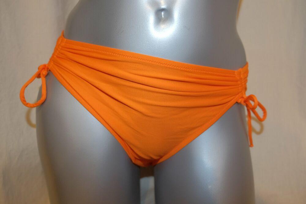 Antigel ~ Lise Charmel Haut Bikini Slip L 'estivale Chic Orange Estivale 42 Nouveau