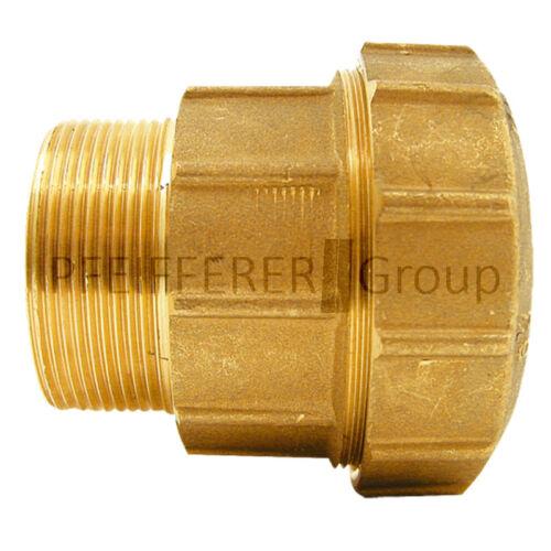 """PE-rohrverschraubung laiton précisément forme Filetage Extérieur 1/"""" 32 mm Tube"""