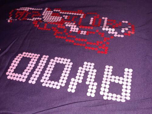 Pinball T-Shirt Limited! PURPLE AVOID DEBRIS- Indy 500
