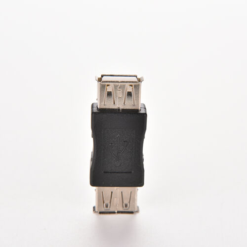 USB 2.0 Type A Female to Female Adapter Coupler Gender  Changer Connector  YT