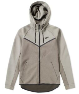 Alarmante Optimista Londres  Nike Tech Fleece Windrunner Felpa con cappuccio Uomo - 885904 004 | eBay
